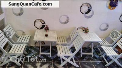 Sang quán cafe đường Âu Cơ quận Tân Phú