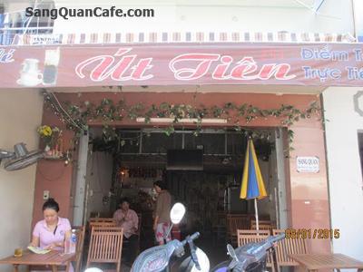 Sang Quán Cafe đường Âu Dương Lân, P.2, Quận. 8