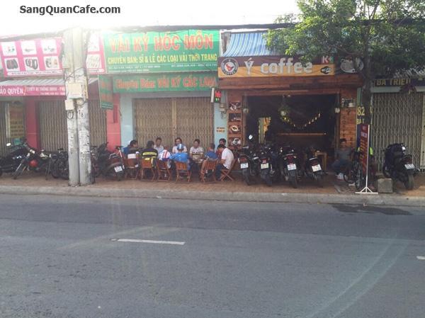 Sang quán cafe đường Bà Triệu