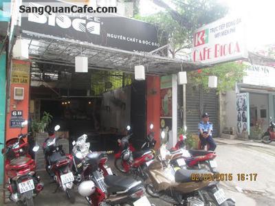 Sang quán cafe đường Bạch Đằng  Quận Bình Thạnh