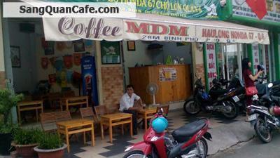Sang quán cafe đường Bình Phú Quận 6