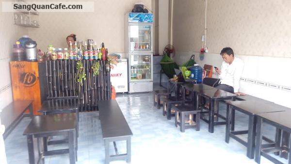 Sang quán cafe đường Bình Quới