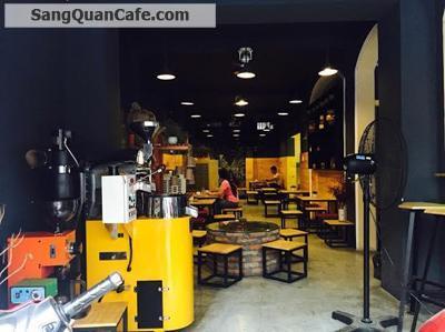 Sang quán cafe đường CMT 8