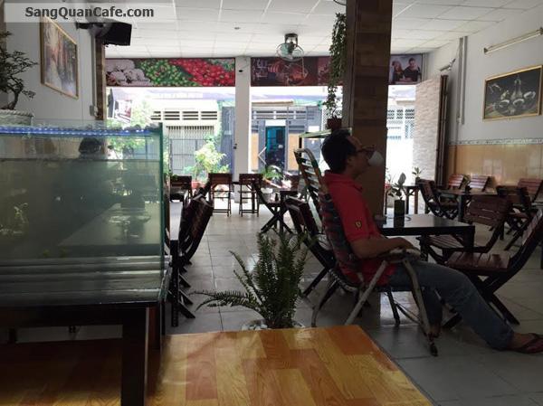 Sang quán cafe đường CMT 8 quận 10