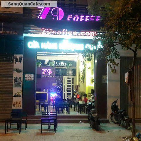 Sang quán cafe đường Công Chúa Ngọc hân