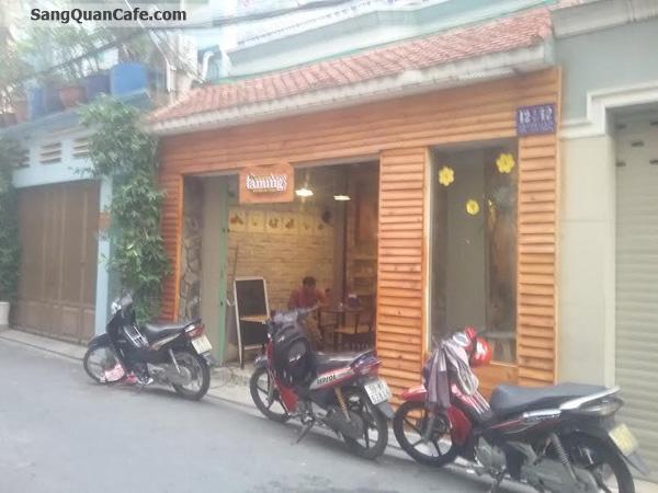 Sang quán cafe đường Cộng Hòa