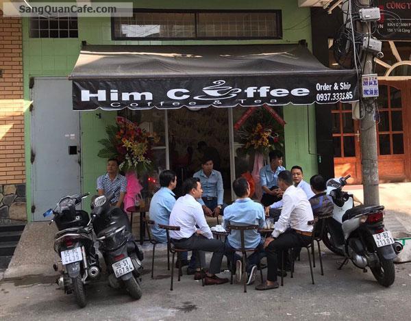 Sang quán cafe đường Công Hoà
