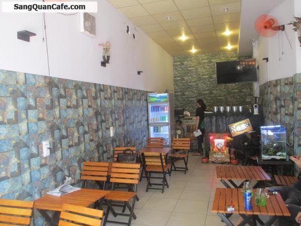 Sang quán cafe đường Da Nam