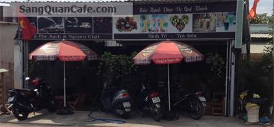 Sang quán cafe đường Đặng Thúc Vịnh Hóc Môn