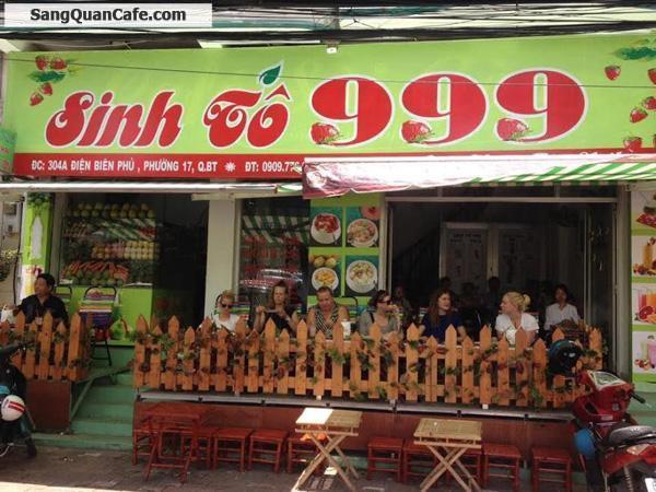 Sang Quán Cafe đường Điện Biên Phủ