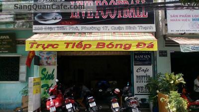Sang quán cafe đường Điện Biên Phủ quận Bình Thạnh