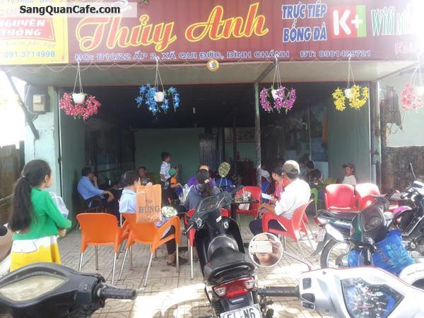 Sang quán Cafe đường Đoàn nguyên Tuấn