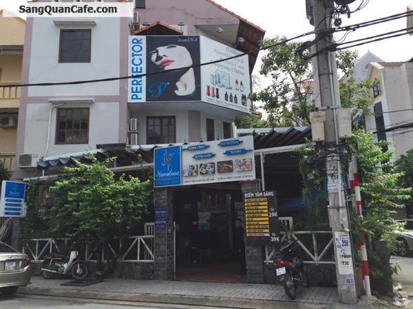 Sang quán cafe đường Đống Đa