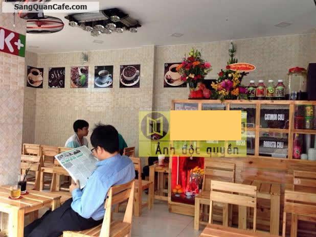 Sang quán cafe đường Đồng Đen Quận Tân Bình