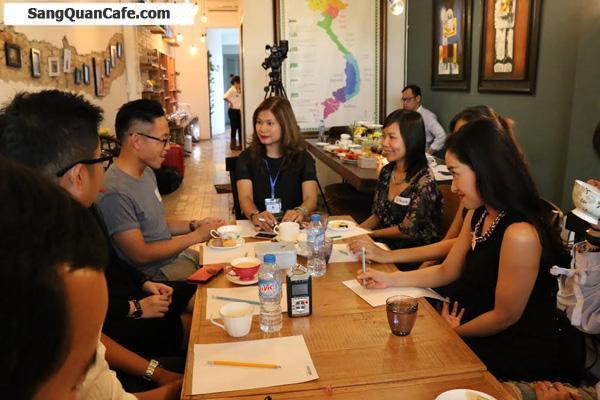 Cần sang quán cafe đường Đồng Khởi