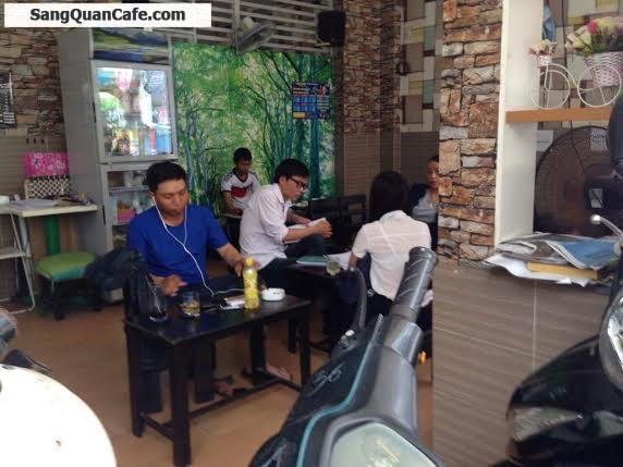 Sang quán cafe đường Đồng Xoài