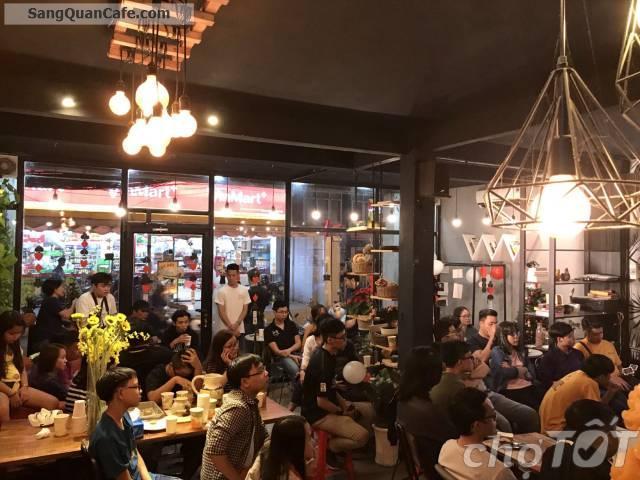Sang quán cafe đường guyễn Trọng Tuyển