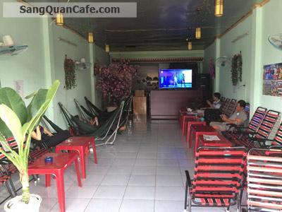 Sang quán cafe đường Hà Huy Giáp