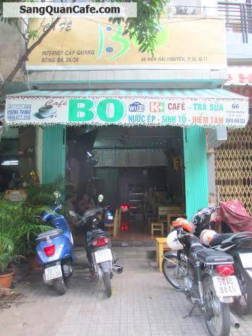 Sang Quán Cafe đường hàn Hải Nguyên