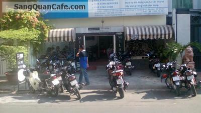Sang quán cafe đường Hồ Văn Huê quận Phú Nhuận