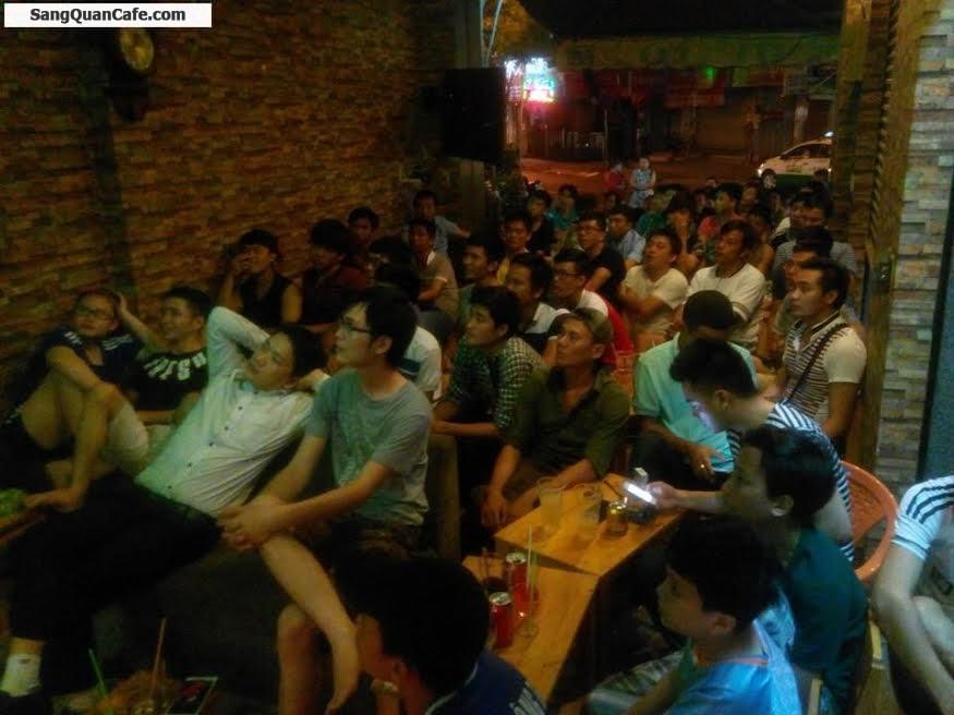 Sang gấp quán cafe máy lạnh quận Tân Bình