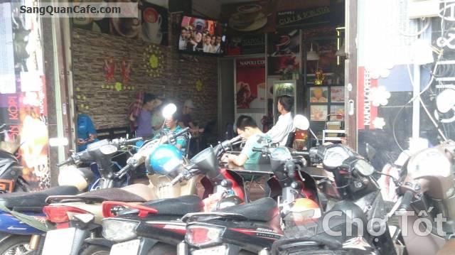 sang quán Cafe đường Hồng Hà