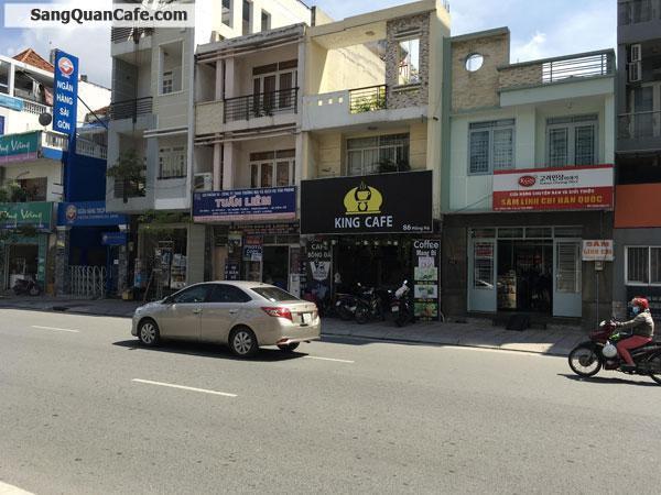 Sang quán cafe đường Hồng Hà, quận Tân Bình