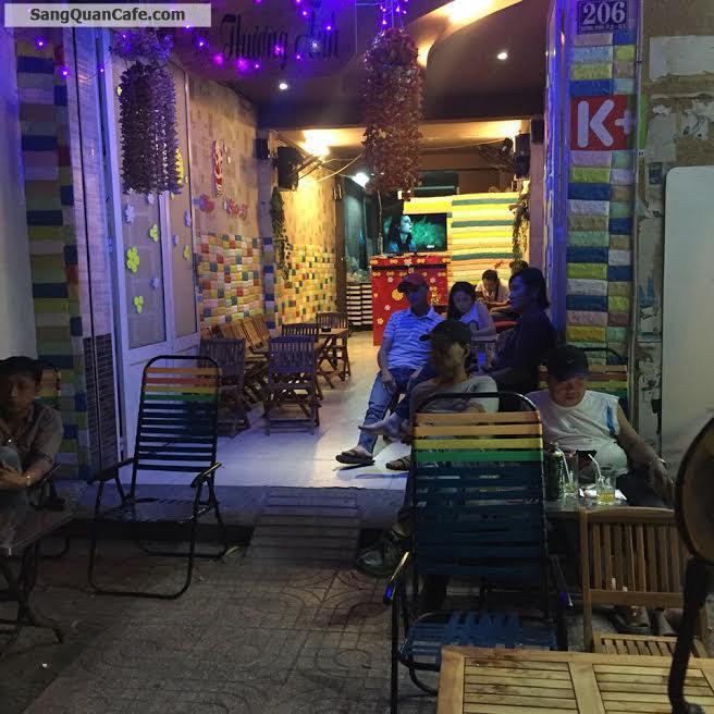 Sang quán cafe đường Hưng Phú