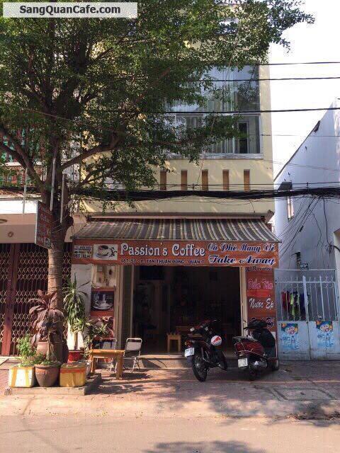 Sang Quán Cafe đường Huỳnh Tấn Phát