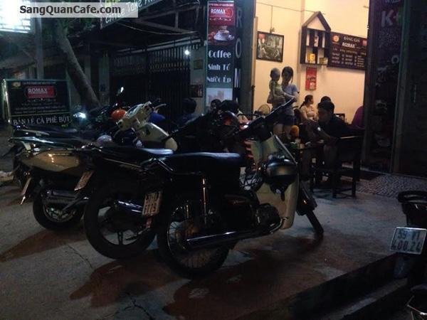 Cần sang gấp quán cafe đường Huỳnh Văn Nghệ