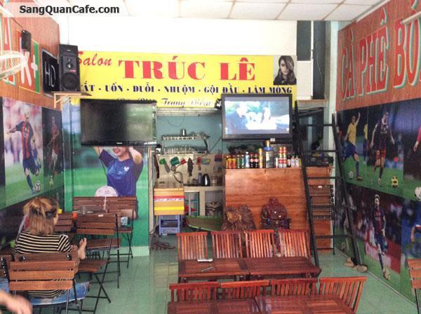 Sang quán cafe đường Huỳnh Văn Nghệ
