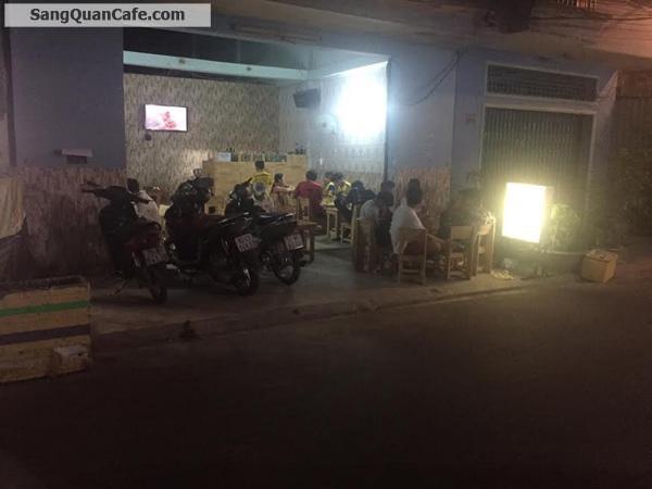Sang quán cafe đường Lê Đình Cẩn