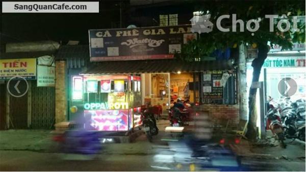 Sang quán cafe đường Lê Đức Thọ