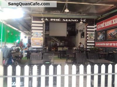Sang quán cafe đường Lê Đức Thọ 8 x 25m