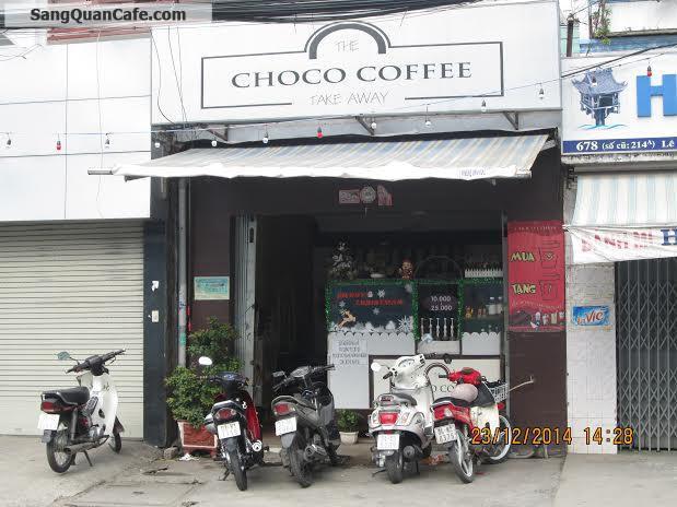 Sang quán cafe đưởng Lê Đức Thọ quận Gò Vấp