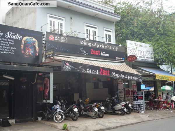Sang quán cafe đường Lê Khôi