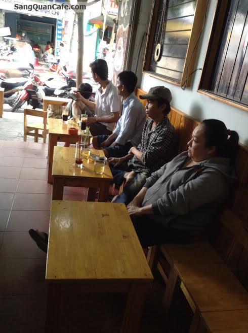 Sang quán cafe đường Lê Thị Hoa