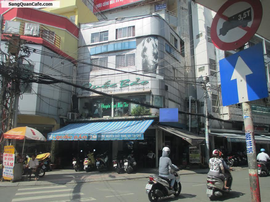 Sang quán cafe đường Lê Thị Riêng