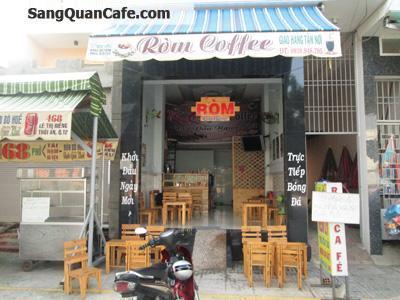 Sang quán cafe đường Lê Thị Riêng quận 12