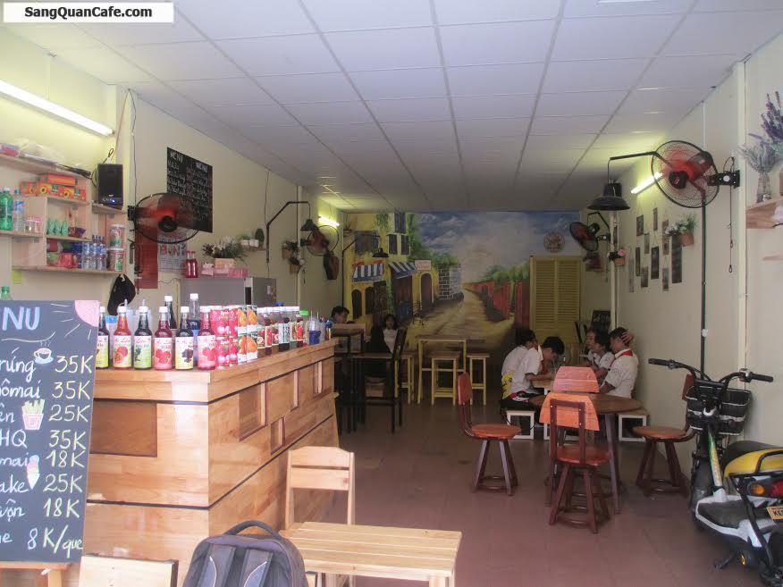 Sang quán cafe đường Lê Văn LƯơng