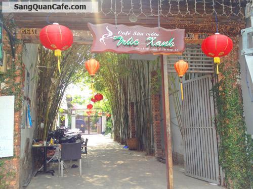 Sang quán cafe đường Lê Văn Lương, quận 7