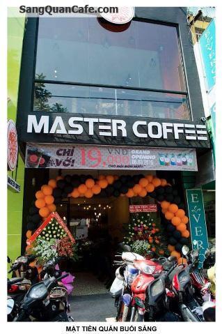 Sang quán cafe đường Lê Văn Sỹ