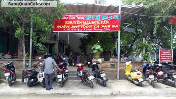 Sang quán cafe đường Lê Văn Thọ