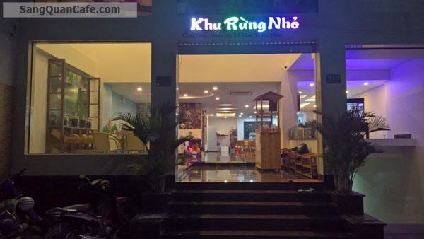 Sang quán Cafe đường lê văn Việt