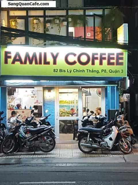 Sang quán cafe đường Lý Chính Thắng