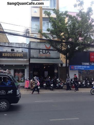 Sang quán cafe đường Lý Chính Thắng quận 3