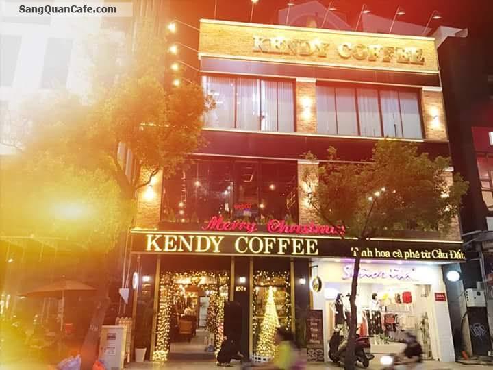 Sang quán cafe đường Nam Kỳ khởi Nghĩa