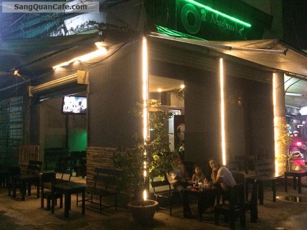 Sang Quán Cafe đường Nghĩa Hưng quận Tân Bình.