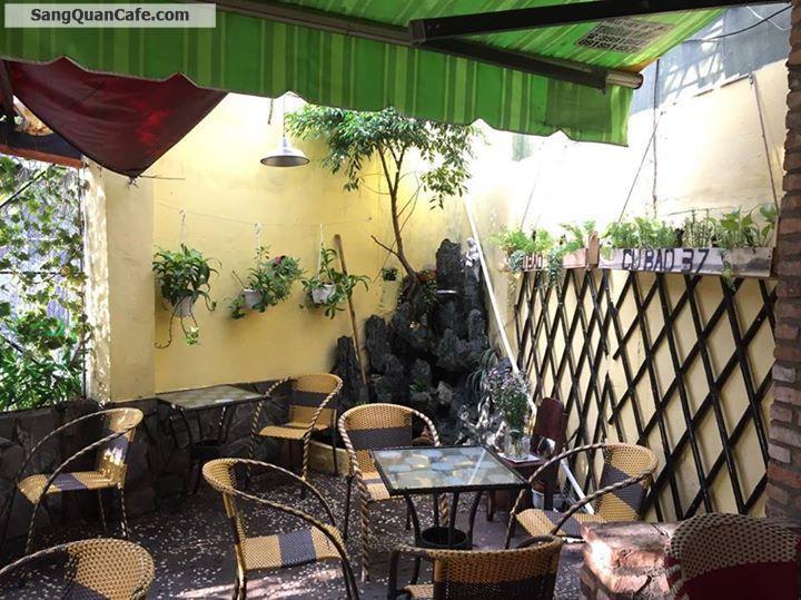 Sang quán cafe đường Ngô Đức Kế
