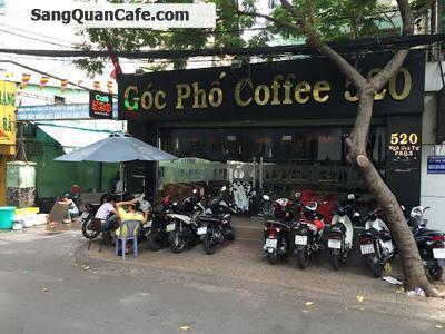 Sang quán cafe đường Ngô Gia Tự